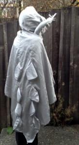 Photo of Eliza's Melibe leonina Halloween costume